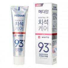 [Median] Отбеливающая зубная паста (Гиппоалергенная) Median toothpaste white, 120 гр ( белая )