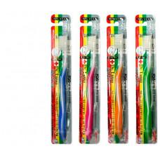 [Dr. Lusso] Мягкая зубная щетка с серебряным напылением Nano Silver Toothbrush