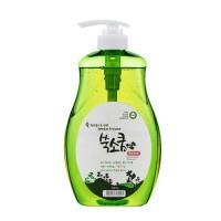 [Ssook Soo Qoom] Средство для мытья посуды в бутылке с дозатором Dish wash detergent, 750 мл.