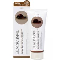 [JIGOTT] Пилинг-гель премиум класса с муцином улитки, Premium Facial Black Snail Peeling Gel, 180 мл