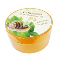 [Baroness] Успокаивающий гель с муцином улитки Soothing Gel - Snail 98%, 300 гр