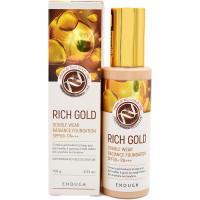 [ENOUGH] Тональный крем с золотом Rich Gold Double Wear Radiance Foundation SPF50+ PA+++ 100ml #21