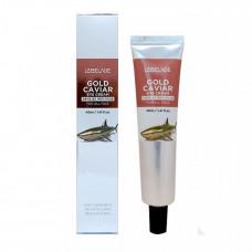 [LEBELAGE] Омолаживающий крем для кожи вокруг глаз с экстрактом икры Gold Caviar Eye Cream, 40 мл