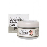 [Elizavecca] Маска д/лица очищающая ПУЗЫРЬКОВАЯ с глиной Сarbonate Bubble Clay Mask, 100 мл