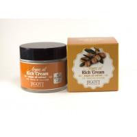 [JIGOTT] Крем для лица с аргановым маслом Argan Oil Rich Cream, 70 мл
