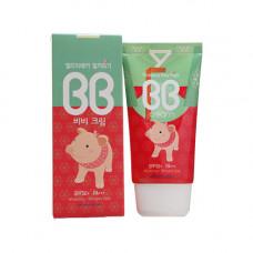 [Elizavecca] BB крем для лица УВЛАЖНЯЮЩИЙ Milky Piggy BB Cream SPF50, 50 мл