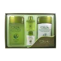 [3W CLINIC] ОЛИВА Набор д/ухода за мужской кожей Olive for Man Fresh 2 Items Set