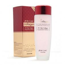 [3W CLINIC] Тоник-софтнер регенерирующий с коллагеном Collagen Regeneration Softener, 150 мл