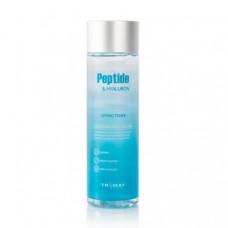 [Trimay] Тонер для лица с пептидами и гиалуроновой кислотой Peptide & Hyaluron Lifting Toner, 210 мл