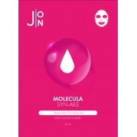 [J:ON] Тканевая маска для лица ЗМЕИНЫЙ ПЕПТИД MOLECULA SYN-AKE DAILY ESSENCE MASK 23 мл