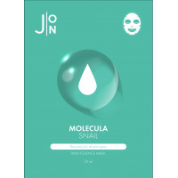 [J:ON] Тканевая маска для лица УЛИТОЧНЫЙ МУЦИН MOLECULA SNAIL DAILY ESSENCE MASK 23 мл