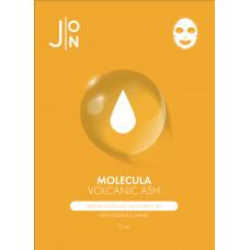 [J:ON] Ткан. маска д/лица ВУЛКАНИЧЕСКИЙ ПЕПЕЛ MOLECULA VOLCANIC DAILY ESSENCE MASK 23 мл