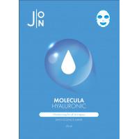 [J:ON] Ткан. маска д/лица ГИАЛУР. КИСЛОТА MOLECULA HYALURONIC DAILY ESSENCE MASK 23 мл