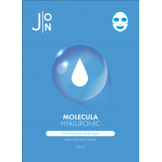 [J:ON] Ткан. маска д/лица ГИАЛУР. КИСЛОТА MOLECULA HYALURONIC DAILY ESSENCE MASK 23 мл