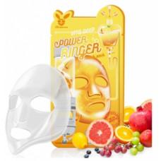 [Elizavecca] Тканевая маска д/лица с Витаминами VITA DEEP POWER Ringer mask pack
