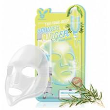 [Elizavecca] Тканевая маска д/лица Чайное Дерево TEA TREE DEEP POWER Ringer mask pack