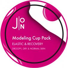 [J:ON] Альгинатная маска ЭЛАСТИЧНОСТЬ И ВОССТАНОВЛЕНИЕ ELASTIC & RECOVERY MODELING PACK