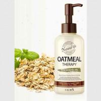 [Calmia] Овсяное очищающее гидрофильное масло Oatmeal Therapy Cleansing Oil, 200 гр.
