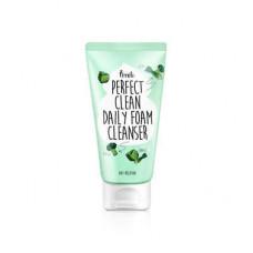 [PRRETI] Пенка для умывания Perfect Clean Daily Foam Cleanser, 150 гр