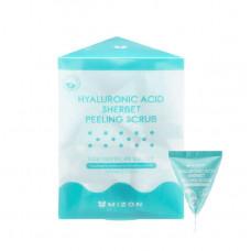 [Mizon] Скраб-щербет с гиалуроновой кислотой Hyaluronic Acid Sherbet Peeling Scrub