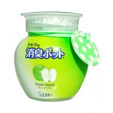 """""""ST"""" """"Shoushuu Pot"""" Ароматизатор автомобильный, аромат зеленого яблока 150 гр."""