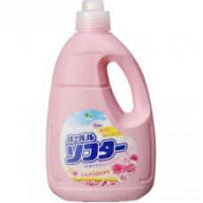 """""""Mitsuei"""" Кондиционер для белья с ароматом белых цветов 2 л"""
