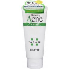 """""""Rosette"""" """"Acne Foam"""" Пенка д/умывания д/проблемной кожи с натуральным маслом чайного дерева, 120 гр"""