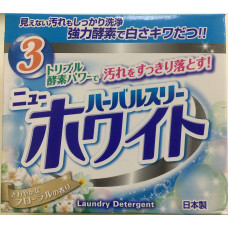 """""""Mitsuei"""" """"Herbal Three"""" Стиральный порошок с дезодор. комп., отбел. и фермен. (с цвет. ар) 0,85 кг"""