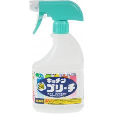 """""""Mitsuei"""" Универсальное кухонное моющее и отбел. пенное средство с возможностью распыления 0.4 л"""