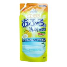 """""""Mitsuei"""" Средство для чистки ванн с цитрусовым ароматом, 350 мл. (мягкая экономичная упаковка)"""