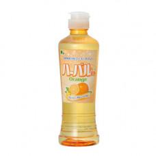 """""""Mitsuei"""" Концентрированное средство для мытья посуды, овощей и фруктов с ароматом апельсина 270 мл"""