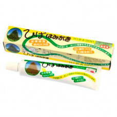 """""""Fudo Kagaku"""" """"Hiba Dent"""" Зубная паста для чувствительных зубов с растительными экстрактами 80 гр"""