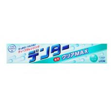 """""""Lion"""" """"Dentor Clear Max"""" Зубная паста с микр. против зуб. налёта с защ. от кар. (ар. мяты) 140 г"""