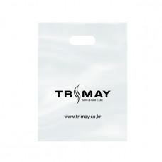 """Полиэтиленовый пакет с логотипом """"Trimay"""", Shopping Bag 25*32 см."""