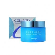 [ENOUGH] Увлажняющий крем с коллагеном. Collagen moisture essential cream, 50 гр.