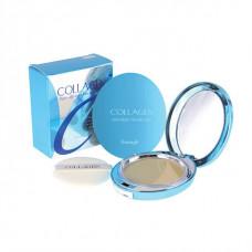 [ENOUGH] Увлажняющий кушон с коллагеном, Collagen Aqua Air Cushion #21, 15 гр.