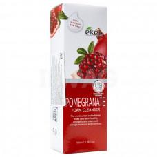 [EKEL] Пенка для умывания ГРАНАТ, Foam Cleanser Pomegranate, 100 мл.