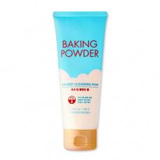 [Etude House] Пенка для жирной и комбин. кожи, Baking Powder Pore & BB Deep Cleansing Foam, 160 гр.