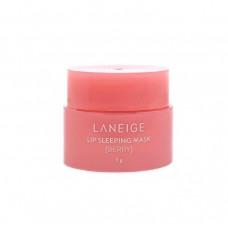[Laneige] Ночная маска для губ ягодная (МИНИАТЮРА),  Lip Sleeping Mask (Berry), 3 гр.