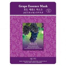 [MIJIN COSMETICS] Тканевая маска с экстрактом винограда, Grape Essence Mask