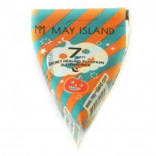 [May Island 7 Days] Маска ночная успок. с экст.тыквы, Secret Healing Pumpkin Sleeping Pack, 3 гр.