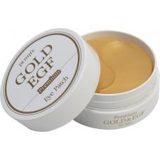 [PETITFEE] Гидрогелевые патчи д/кожи вокруг глаз с золотом и EGF, Prem. Gold & EGF Eye Patch, 60 шт.