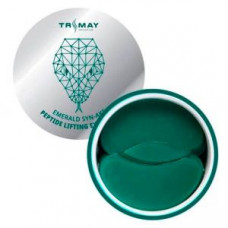 [Trimay] Лифтинг патчи д/век с пеп. змеиного яда. Emerald Syn-Ake Peptide Lifting Eye Patch, 60 шт.