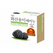 [MUKUNGHWA] Скраб-мыло для тела и лица ВУЛКАНИЧЕСКАЯ СОЛЬ, Jeju volcanic scoria body soap, 100 гр.