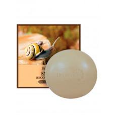 [DEOPROCE] Очищающее мыло для лица с фильтратом секреции улитки, DEOPROCE SOAP ( SNAIL ), 100 гр.