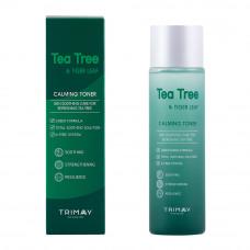 [Trimay] Успокаивающий тонер с чайным дер. и центеллой, Tea Tree & Tiger Leaf Calming Toner, 210 мл.