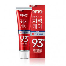 [Median] Зубная паста д/удаления налета со вкусом вишни.Median Toothpaste Remove Bad Breath 120 гр.