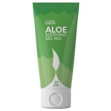 [J:ON] Гель универсальный АЛОЭ, Face & Body Aloe Soothing Gel 98%, 200 мл.
