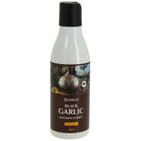 [DEOPROCE] Шампунь на основе чеснока, SHAMPOO - BLACK GARLIC INTENSME ENERGY, 200 мл.